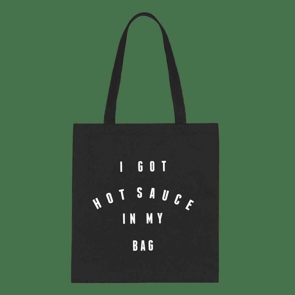 Hot Sauce Tote Bag