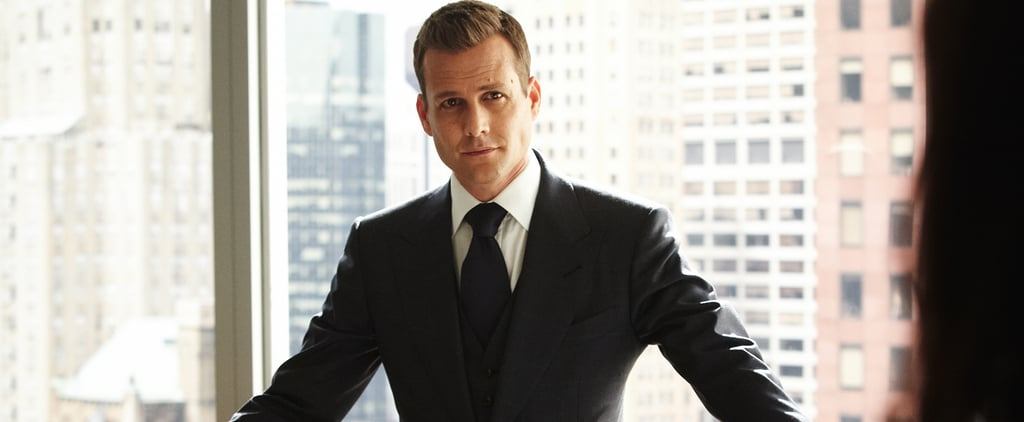 Hot Pictures of Gabriel Macht in a Suit | Video