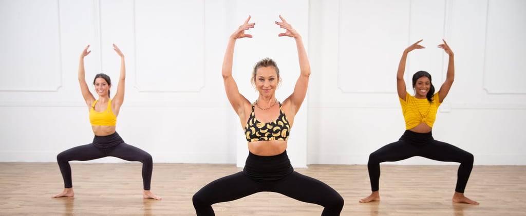 Live Workouts on POPSUGAR Fitness's Instagram, Week of 25/1