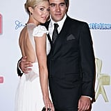 Jessica Marais and James Stewart, May 2011
