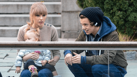 Are taylor swift in harry styles dating