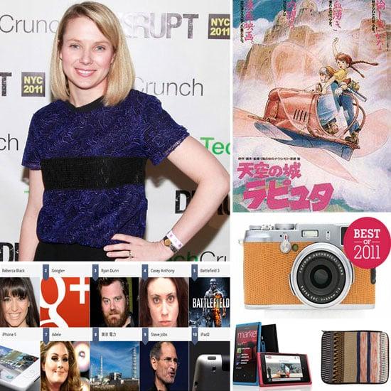 Tech News Recap For Dec. 12 Through Dec. 16, 2011