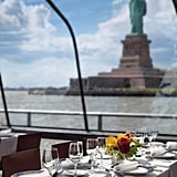 Another amazing view from Bateaux New York . . .