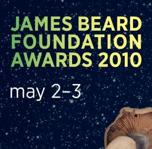 2010 James Beard Foundation Media Awards Winners