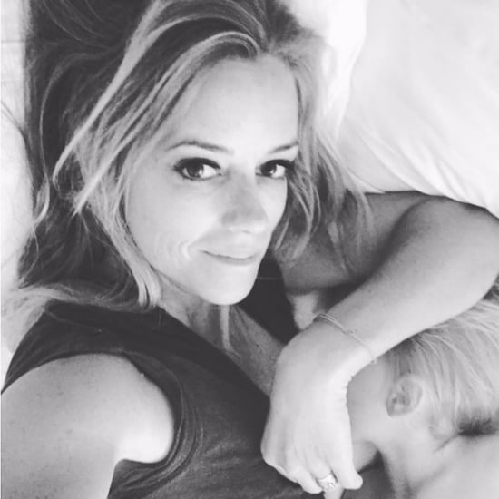 Nicole Curtis Breastfeeds Son During Custody Battle