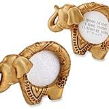 Kate Aspen Lucky Golden Elephant Frame Favors (12 Ct.)