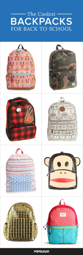 11 Backpacks to Make Back to School Back-to-Cool