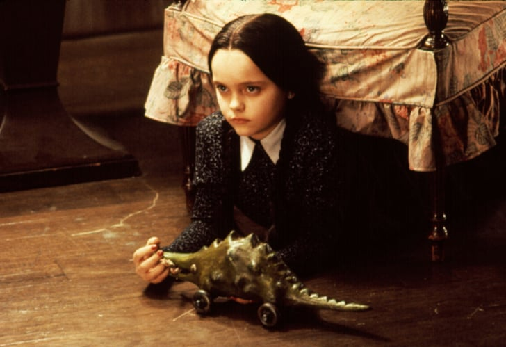 Wednesday Addams From The Addams Family 90s Pop Culture