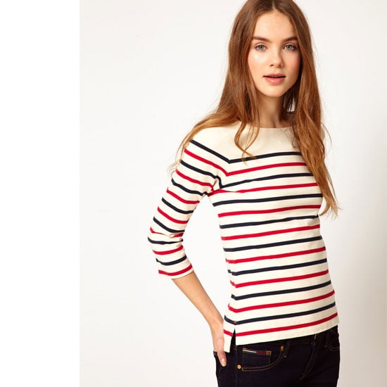 The Essential Wardrobe: Shop the 10 Best Striped Breton Knit