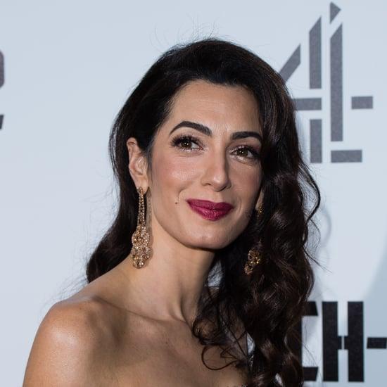 Amal Clooney's Nail Polish Shade Name