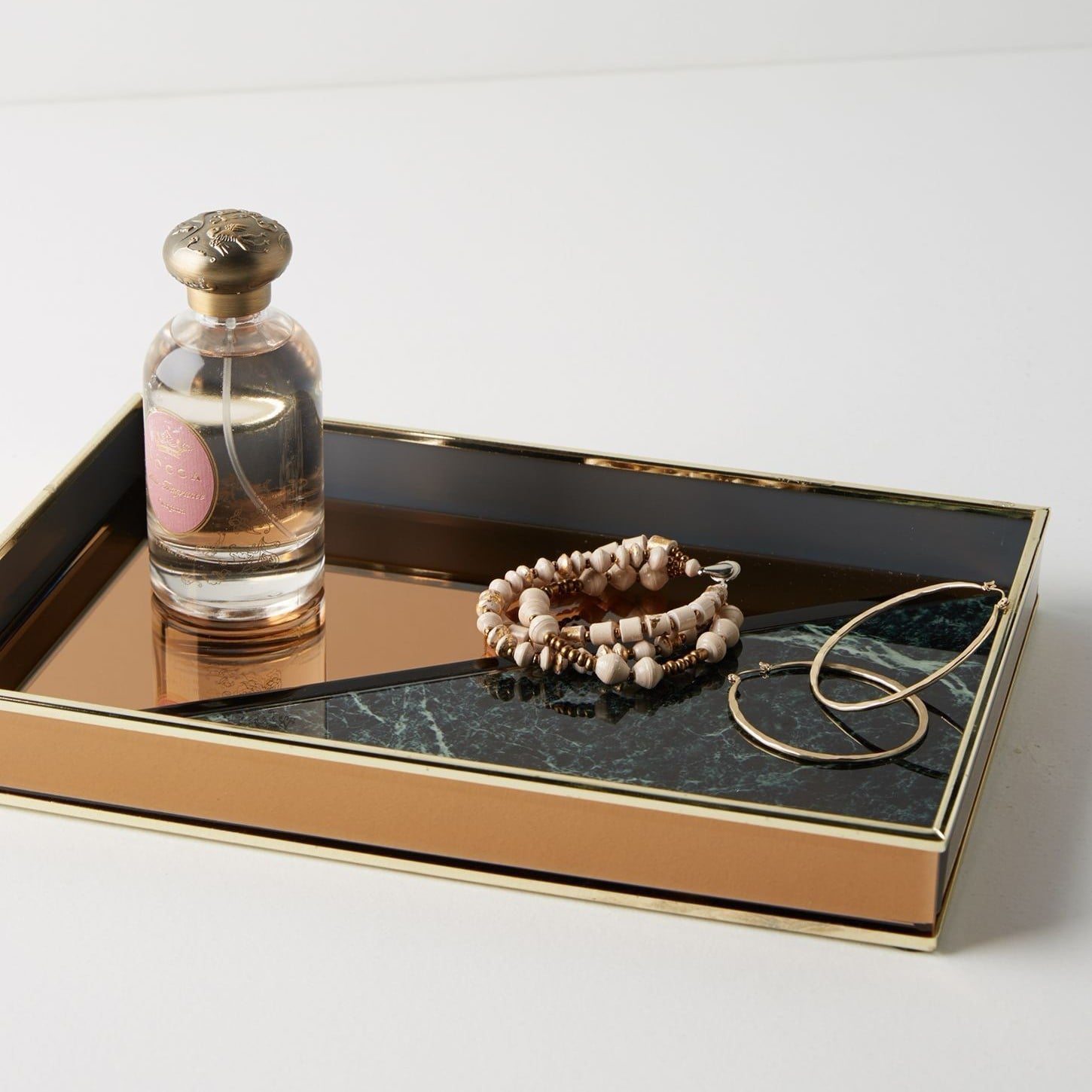 Best Vanity Trays Popsugar Beauty