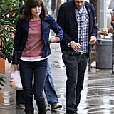 Adam Brody Weathers the Storm With His Lucky Lady Lorene