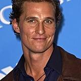 Matthew McConaughey, 2001