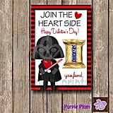Join the Heart Side Valentine
