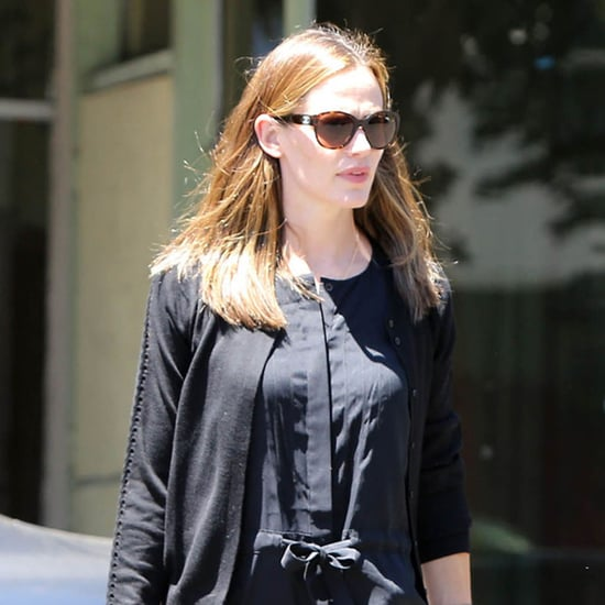 Jennifer Garner With Violet and Seraphina | Pictures