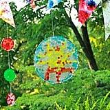 Plastic Bead Suncatcher