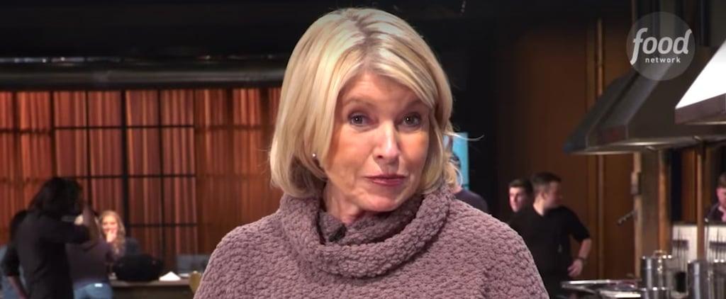 Martha Stewart Cappuccino Eggs Video