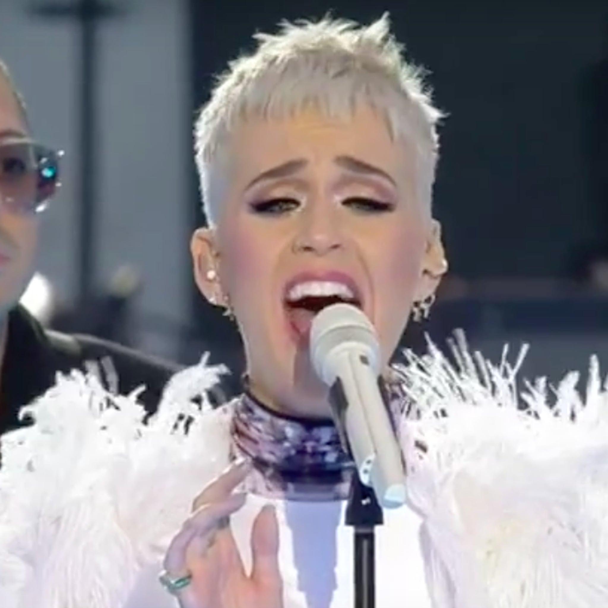 Katy Perry European Tour