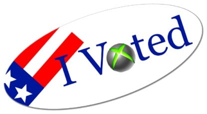 Register to Vote using Your Xbox