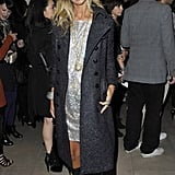 Photos of LFW Burberry Party