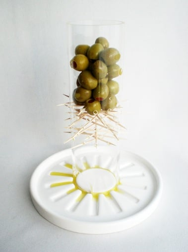 Olive Drop by Ernie Bakker