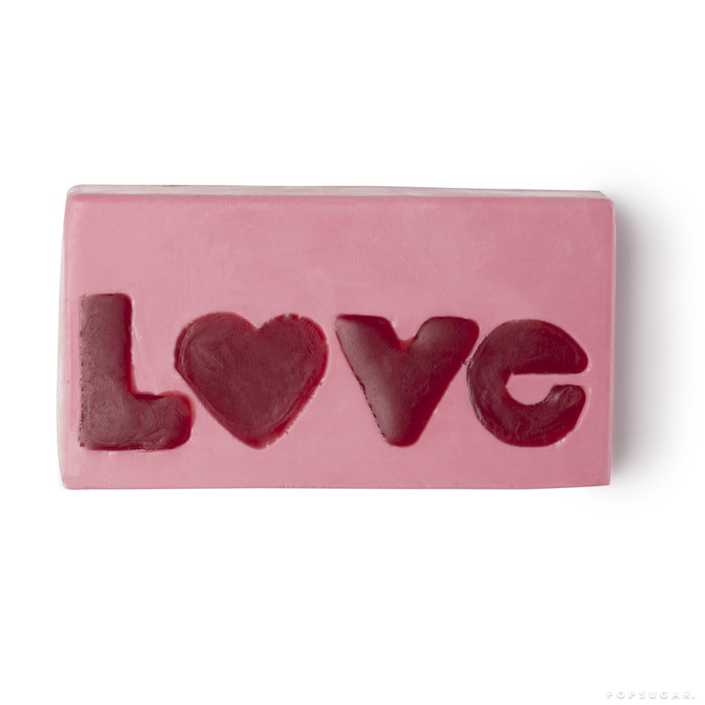 Lush Love You, Love You Lots Soap