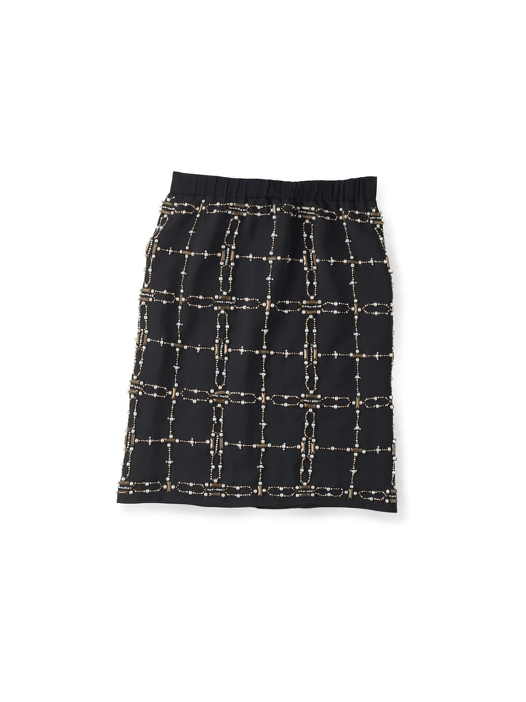 Love ADAM Hand Embellished Skirt, $139.90