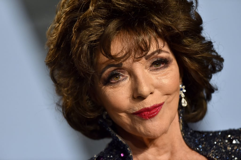 How Old Is Joan Collins?