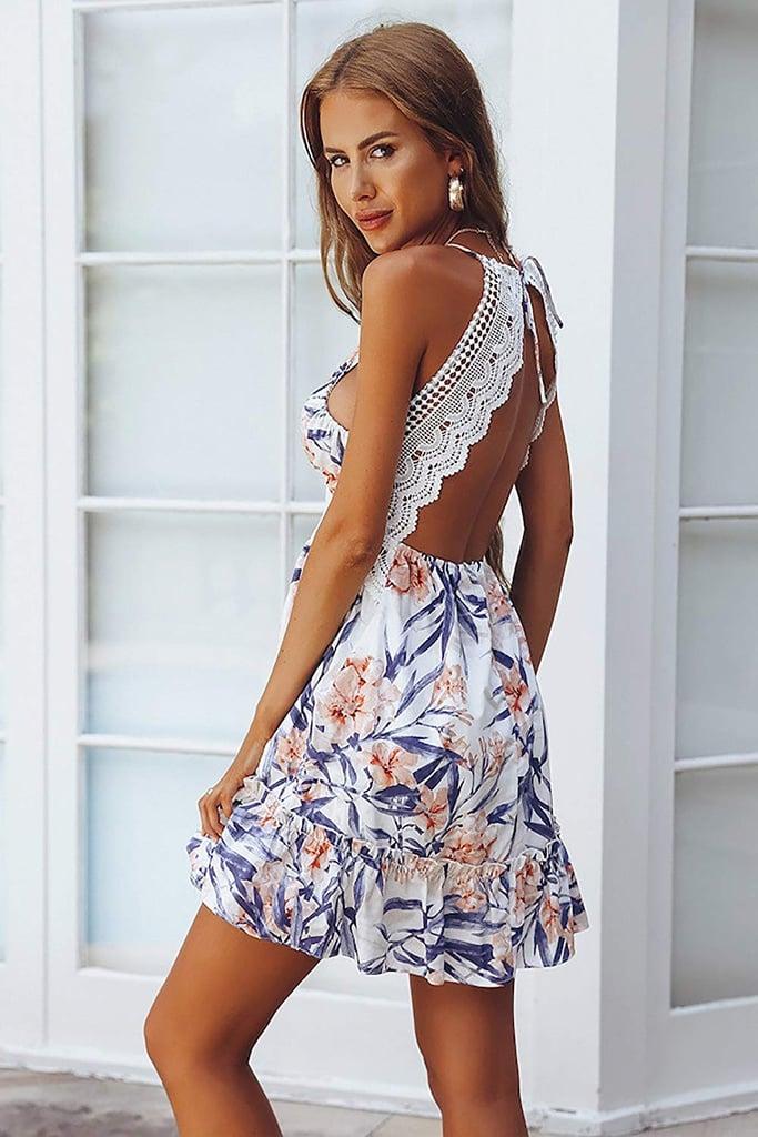 62afe2faa53 Backless Dresses on Amazon