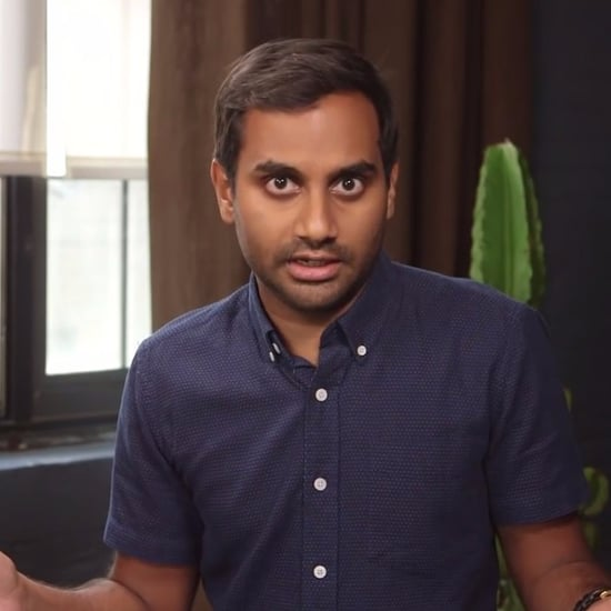 Aziz Ansari's Video for Undecided Voters