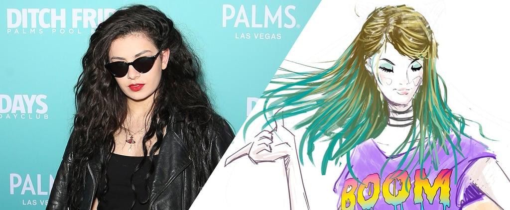 Charli XCX Just Dance 2015 Interview