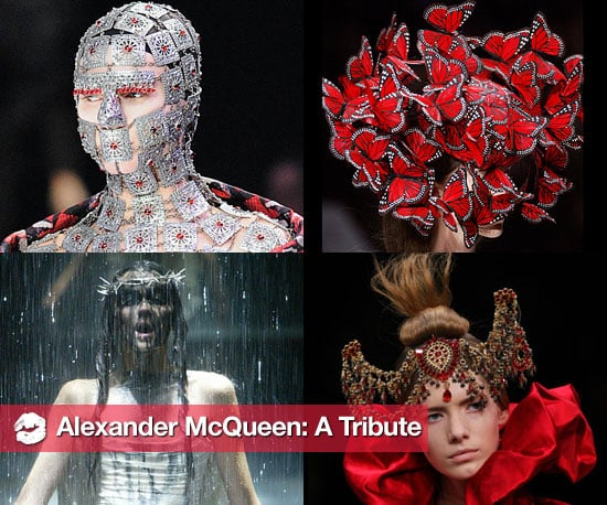 Alexander McQueen's Best Runway Beauty Moments 2010-02-11 11:10:29