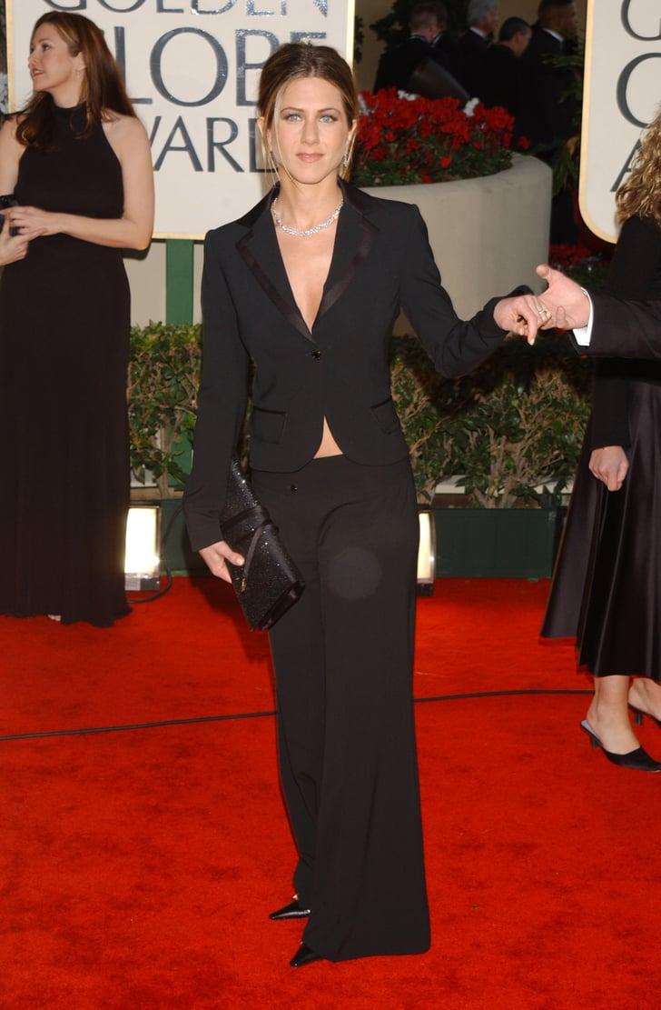 Marina Auto Body >> Jennifer Aniston | Memorable Golden Globe Awards Dresses | POPSUGAR Fashion Australia Photo 30