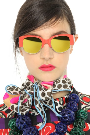 Marni Fall Winter 2011 Foulard Collection