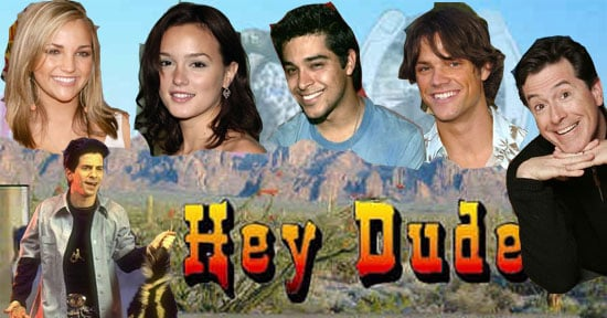 The Results Are In: Recast Hey Dude