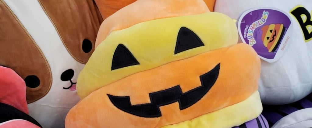 Check Out Belissa, the Halloween Cupcake Squishmallows Toy