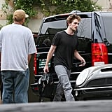 Rob and Kristen