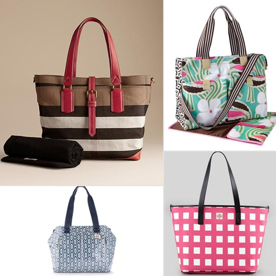 10 Stylin' Diaper Bags to Take Mama Through the Summer