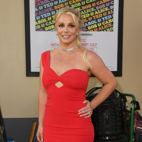 Britney Spears's Back Tattoos: Did She Remove Them?