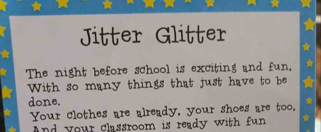 What Is Jitter Glitter?