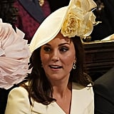Kate Middleton Makeup at Royal Wedding