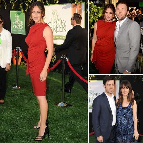 The Odd Life of Timothy Green LA Premiere Celebrity Pictures