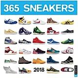 2018 Sneaker Calendar