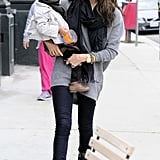Pictures of Jessica Alba and Honor