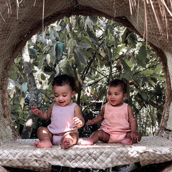 Kardashian Family Holiday Photos in Bali 2018