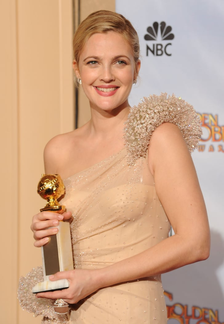 2010 Golden Globes Trend: Shoulder Details