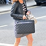 Pippa Middleton Stays Stylish While Solo in London