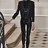 It Was Saint Laurent Fall '16 — aka the Last Saint Laurent Collection Designed by Hedi Slimane
