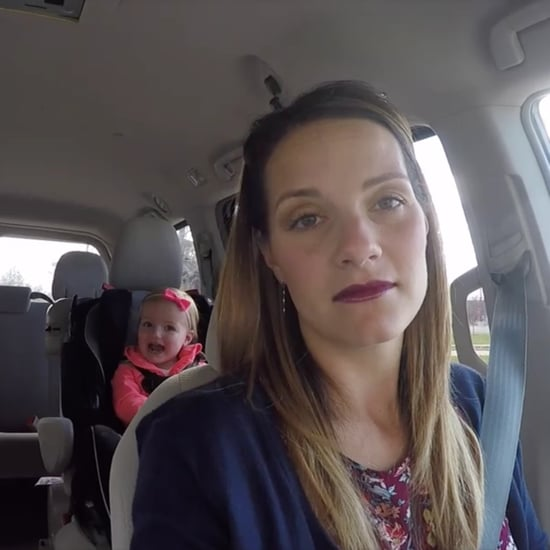 Toddler Interrupts Mom's Videos by Saying Yeah