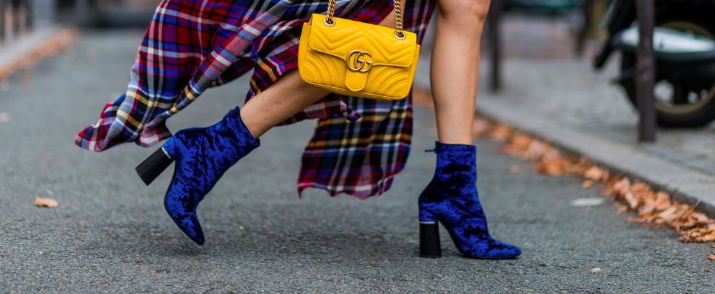 11 Velvet Boots That Take Your Look From Dull to Daring in a Moment's Time
